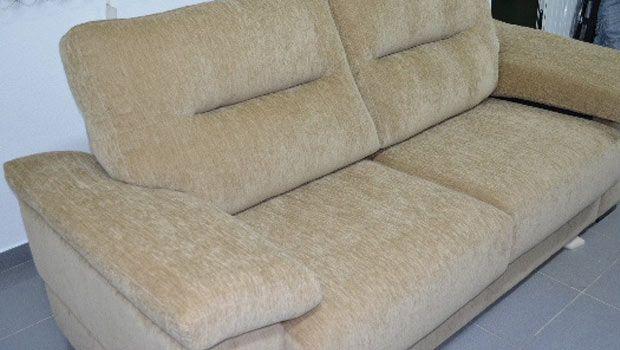 sofa tapizado
