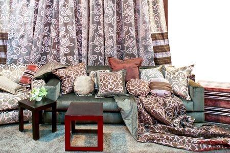 Ambientes con cortinones