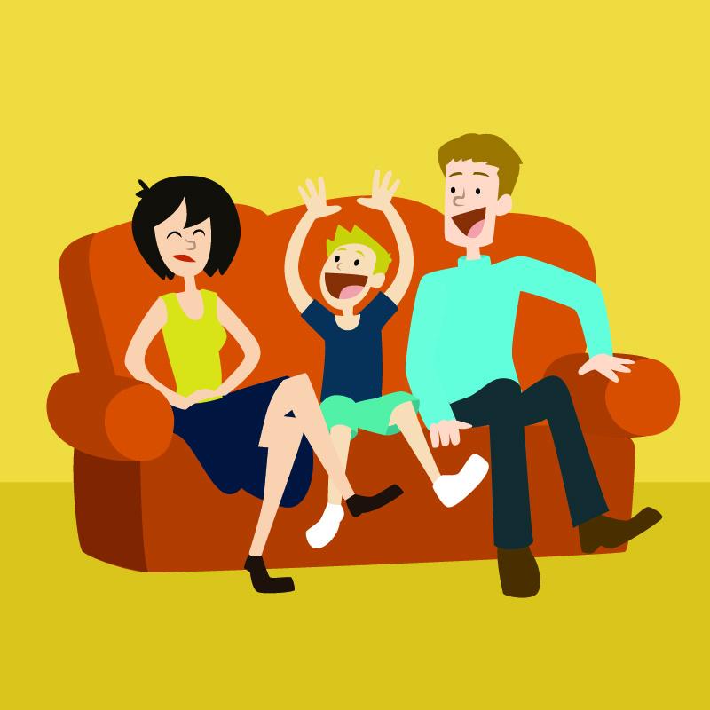 familia-sofa-dia-padre