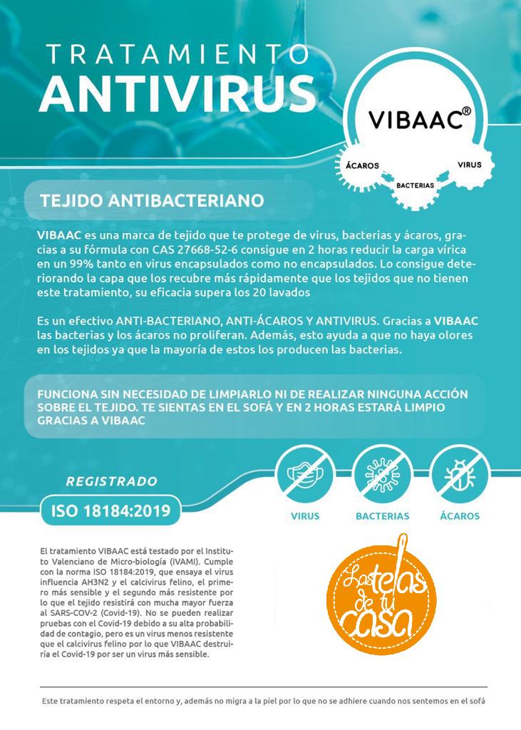 Tela antivirus SECRETO